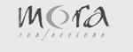 logo confecciones mora